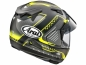 Preview: Arai QV PRO Drone Fluor Yellow Größe XL